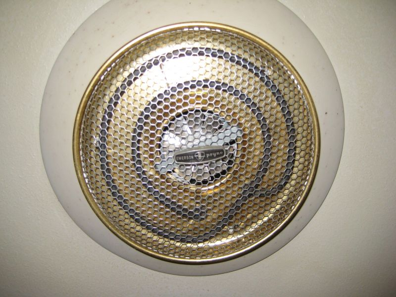 Emerson Pryne Ceiling Heater Post 1950 Vintage