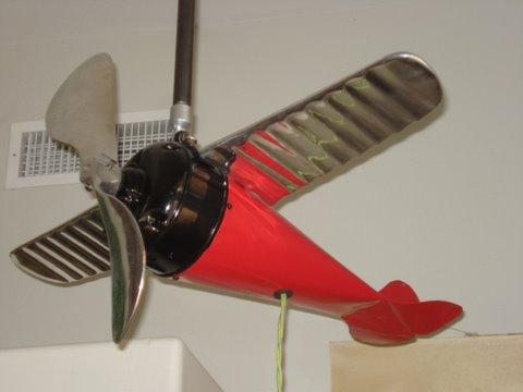 Dallas Airplane Fan Pre 1950 Antique Antique Fan