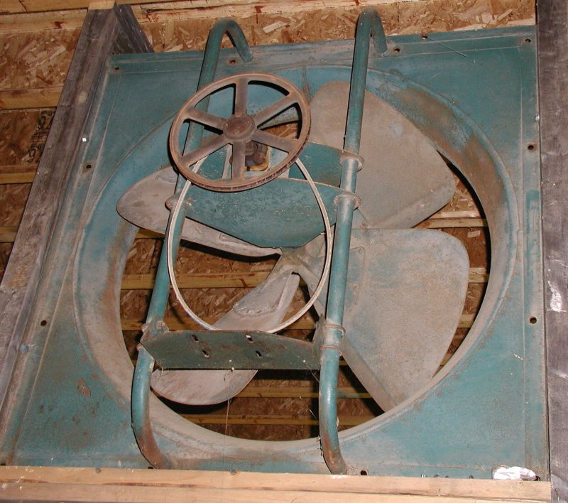 For Sale Vintage Large Fan Buy Sell Trade Antique Fan
