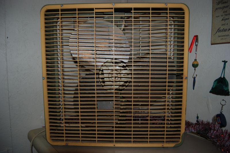 1960s Box Fan : Even more box fans post vintage antique fan