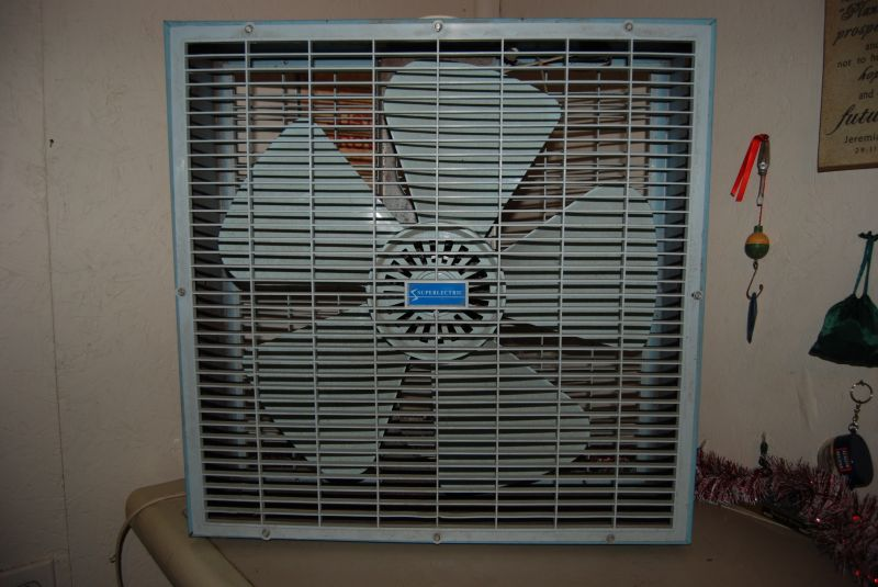 Even More Box Fans Post 1950 Vintage Antique Fan