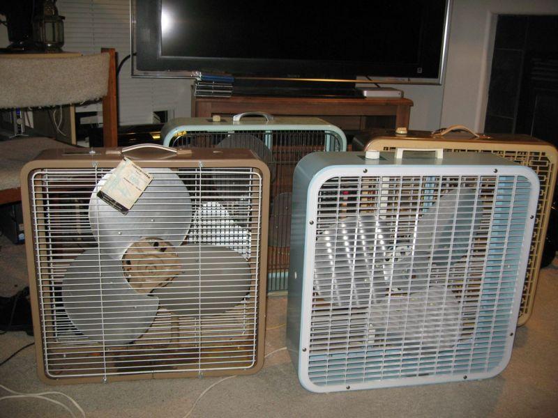 Kmart Box Fan : More box fans post vintage antique fan