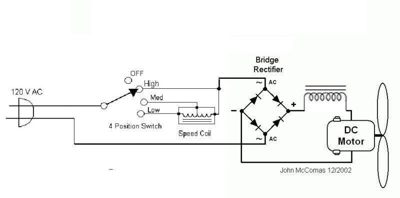 nichromelessness dc 3 speed switch