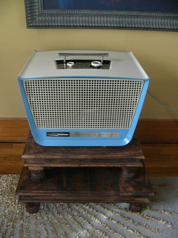 Vintage Evaporative Cooler : Gaffers stattler evaporative cooler post vintage