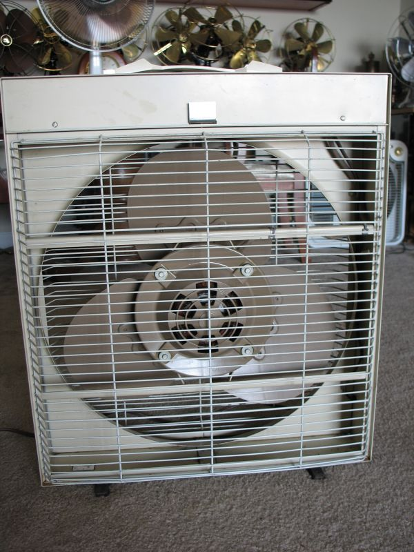 1960s Box Fan : Wanted westinghouse metal box fan from s picture