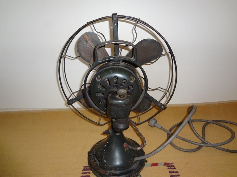 General Electric Aou Bräss Blade Fan