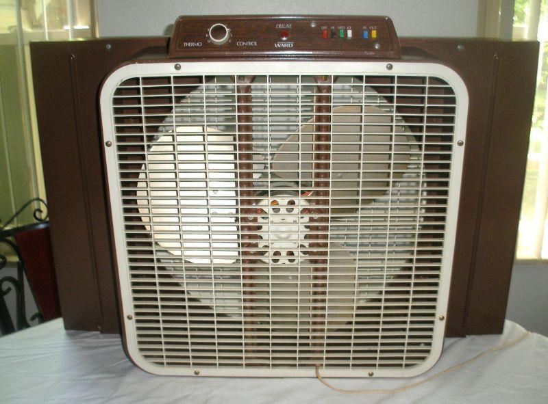 Lakewood Box Fan : Recent vintage box fan aquisitions pictures post