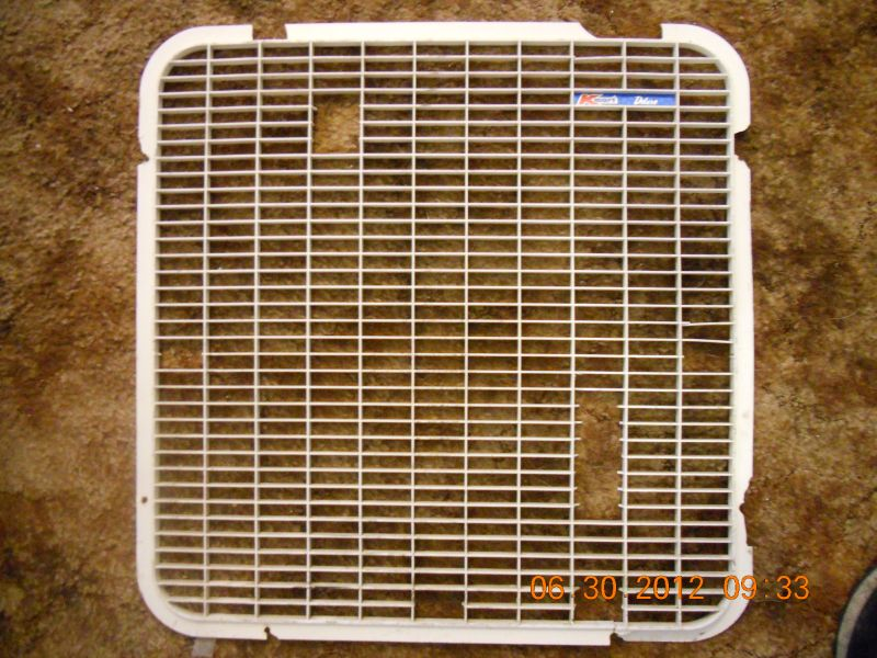 Lakewood Box Fan : Replacement grills for lakewood p box fan buy sell