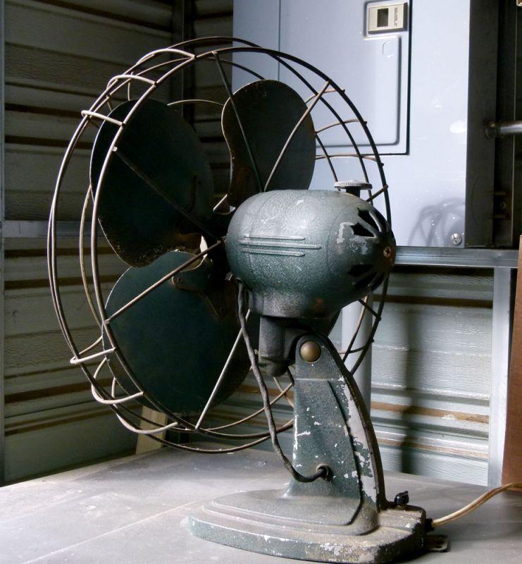 Fasco motors vintage