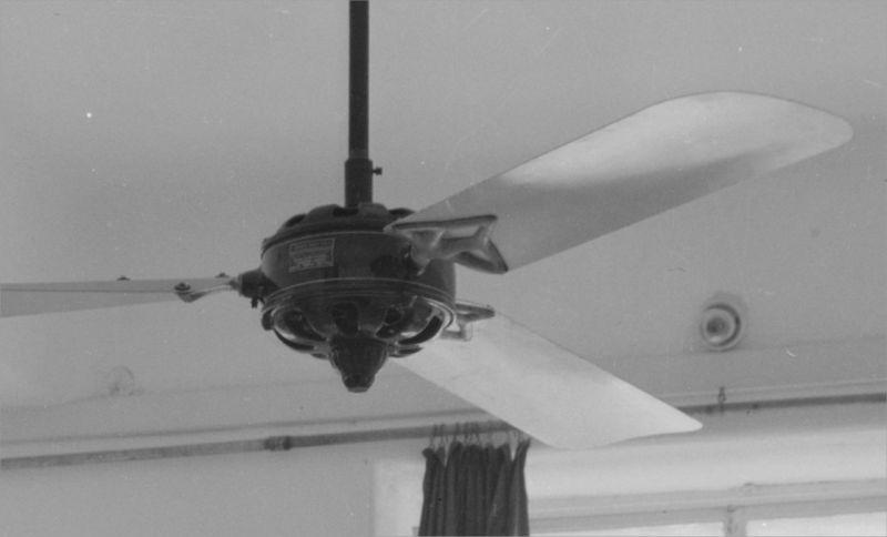 Marelli Ceiling Fan Turbine