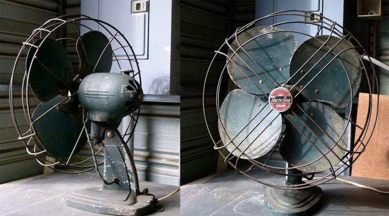 Spartan Fan Restore Post 1950 Vintage Antique Fan