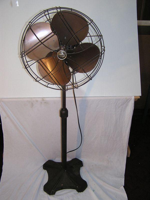 Vintage Pedestal Fan : Emerson pedestal fans for sale buy sell trade