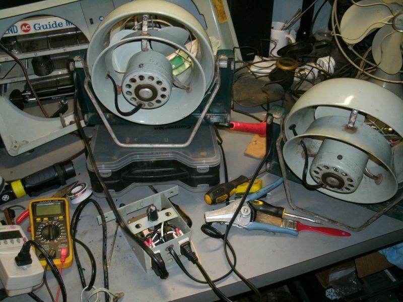 vornado twin window fan wiring post vintage antique fan attached image  viewed 1303 times