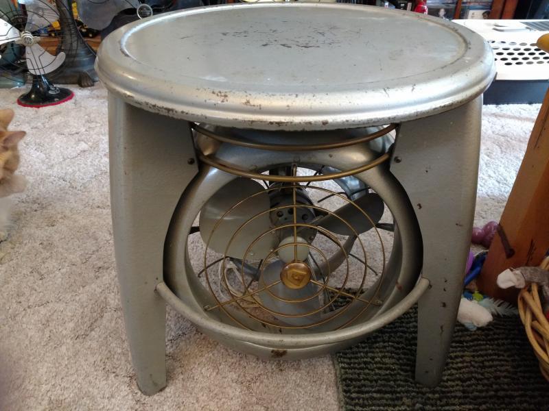 Vornado Table Fan Post 1950 Vintage