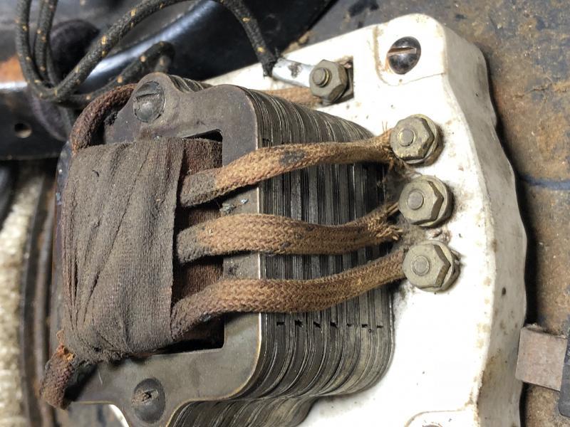 Robbins  U0026 Myers Speed Coil Wiring Help