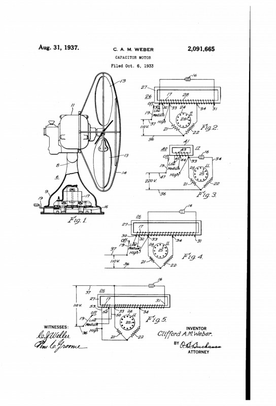 Westinghouse 5 Speed Fan Control Wiring Diagram