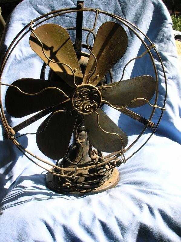 Identify My Old General Electric Fan