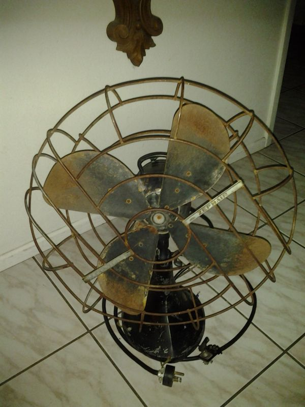 Hunter Zephair 3 Speed Fan Wiring Problem Post 1950