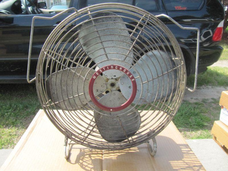 History westinghouse fan Early Electric