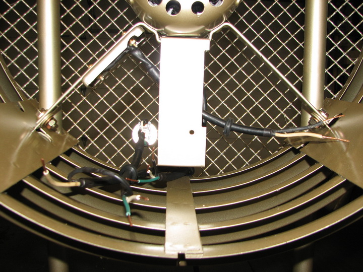 Correct wiring of Westinghouse 16MA2 Fan? - Post-1950 (Vintage ... on